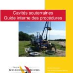 thumbnail of GUIDE INTERNE CAVITES – màj juillet 2013